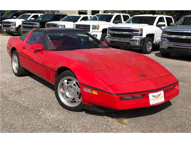 1990 Chevrolet Corvette  2DR Coupe (Stk: U102689) in Richmond Hill - Image 1 of 12