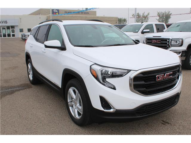 2019 GMC Terrain SLE (Stk: 167575) in Medicine Hat - Image 1 of 8