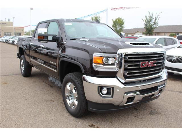 2019 GMC Sierra 3500HD SLT (Stk: 167997) in Medicine Hat - Image 1 of 10