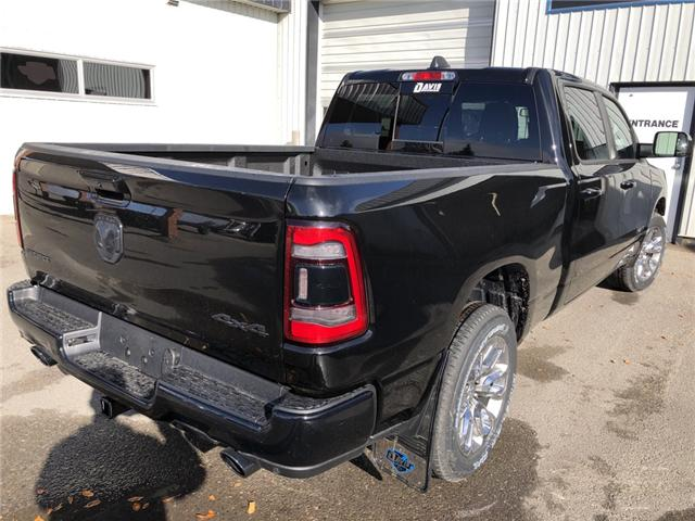 2019 RAM 1500 Sport (Stk: 13693) in Fort Macleod - Image 4 of 20