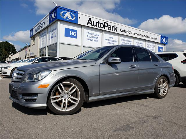 2013 Mercedes-Benz C-Class Base (Stk: 13-65510) in Brampton - Image 1 of 23