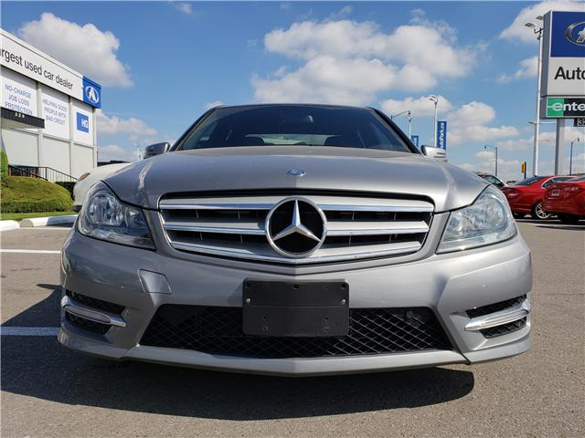 2013 Mercedes-Benz C-Class Base (Stk: 13-65510) in Brampton - Image 2 of 23