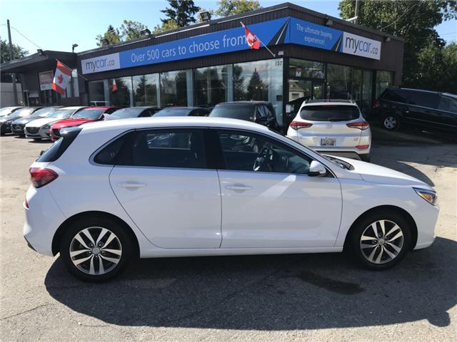 2018 Hyundai Elantra GT GL (Stk: 181344) in North Bay - Image 1 of 13