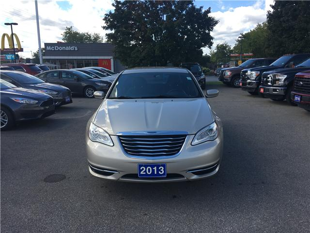 2013 Chrysler 200 LX (Stk: 18599A) in Perth - Image 2 of 8