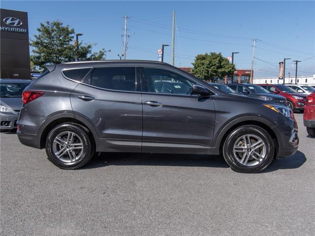 2018 Hyundai Santa Fe Sport 2.4L (Stk: X1231) in Ottawa - Image 2 of 11