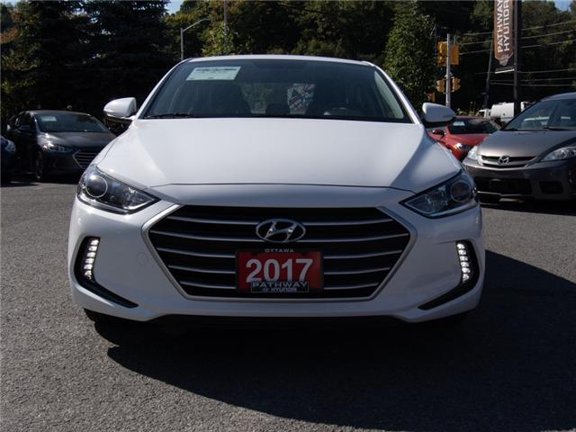 2017 Hyundai Elantra  (Stk: P3190) in Ottawa - Image 2 of 11