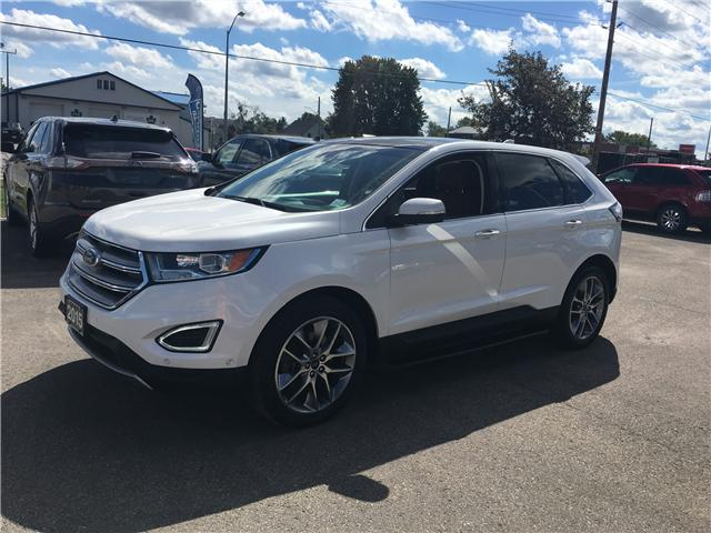 2015 Ford Edge Titanium (Stk: 18297A) in Perth - Image 1 of 8