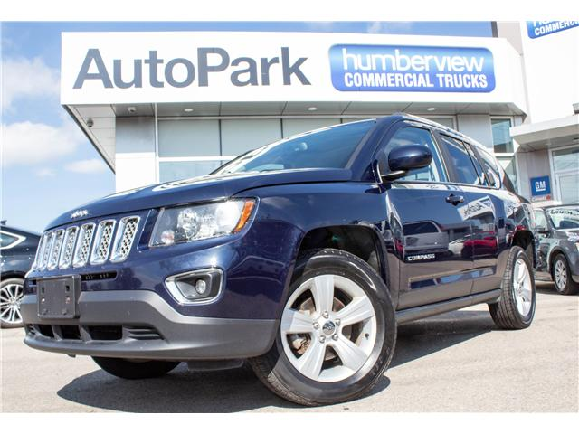 2017 Jeep Compass Sport/North (Stk: APR2040) in Mississauga - Image 1 of 22
