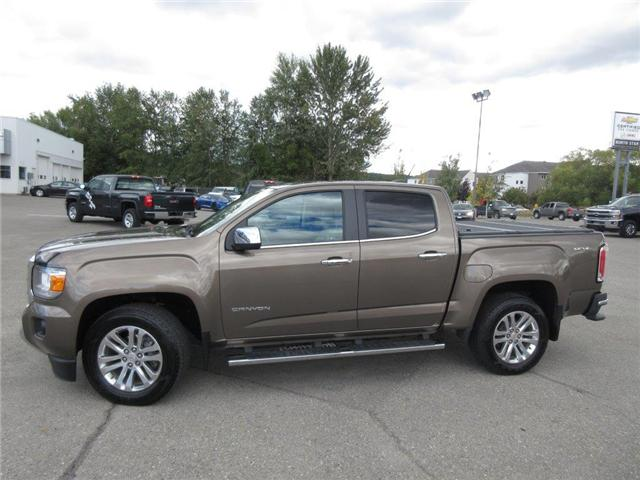 2016 GMC Canyon SLT (Stk: 61784) in Cranbrook - Image 2 of 23