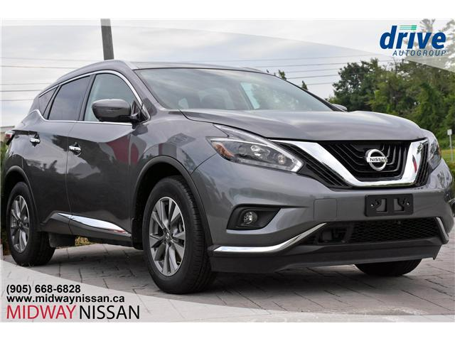 2018 Nissan Murano SL (Stk: JN174886) in Whitby - Image 1 of 6