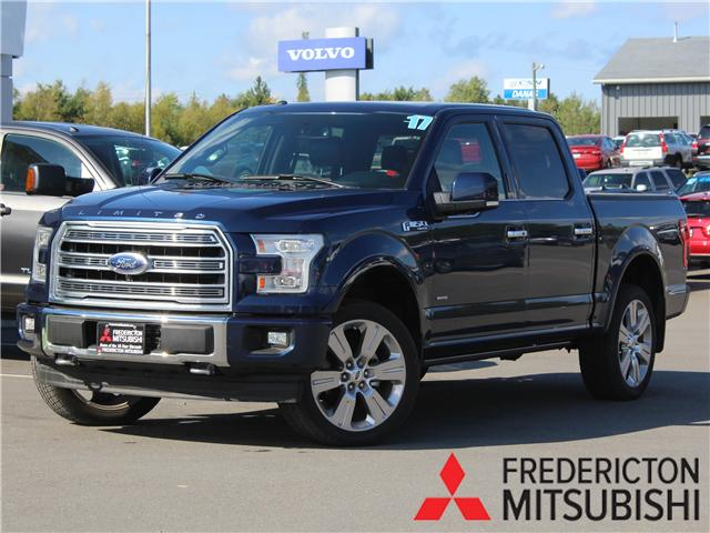 2017 Ford F-150 Limited (Stk: 181009A) in Fredericton - Image 1 of 9
