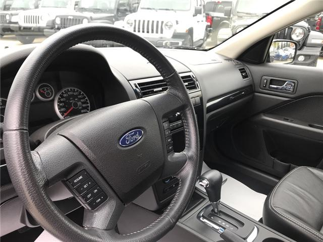2007 Ford Fusion SEL (Stk: 17GC8933A) in Devon - Image 12 of 20