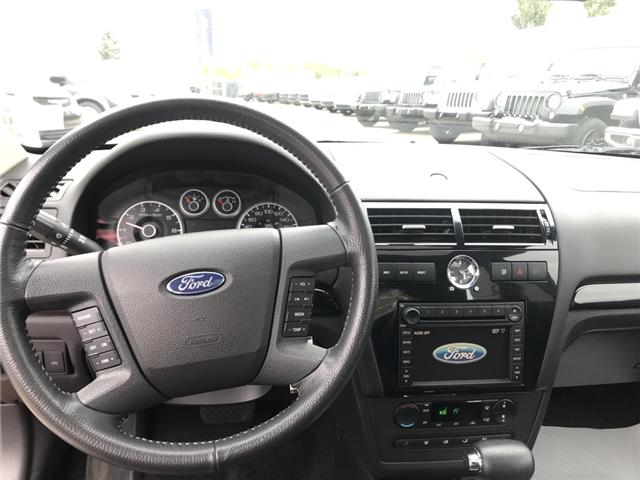 2007 Ford Fusion SEL (Stk: 17GC8933A) in Devon - Image 14 of 20