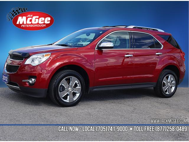 2012 Chevrolet Equinox 2LT (Stk: 19077A) in Peterborough - Image 1 of 20
