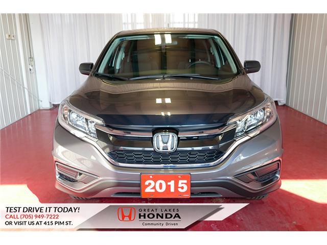 2015 Honda CR-V LX (Stk: H5756A) in Sault Ste. Marie - Image 2 of 23