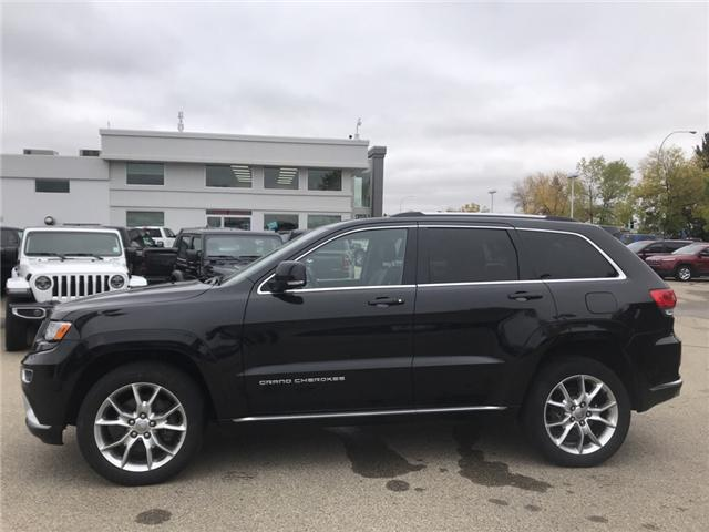 2015 Jeep Grand Cherokee Summit (Stk: PW0202) in Devon - Image 2 of 21