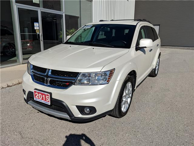 2015 Dodge Journey R/T (Stk: 80209B) in Goderich - Image 2 of 17