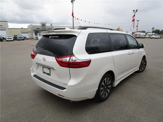2018 Toyota Sienna Limited 7-Passenger for sale in Regina - Taylor