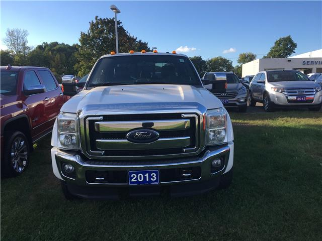 2013 Ford F-450 Lariat (Stk: P5972) in Perth - Image 2 of 10