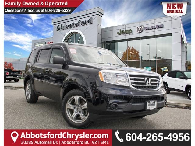 2015 Honda Pilot LX (Stk: AG0806A) in Abbotsford - Image 1 of 26