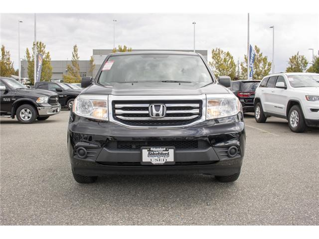 2015 Honda Pilot LX (Stk: AG0806A) in Abbotsford - Image 2 of 26