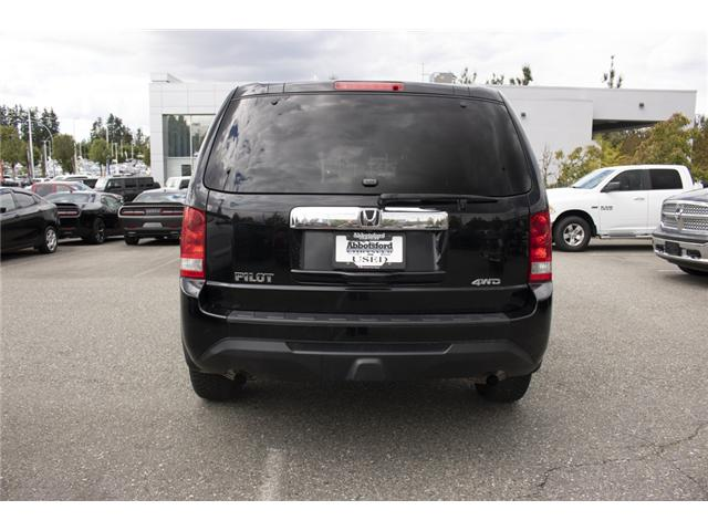 2015 Honda Pilot LX (Stk: AG0806A) in Abbotsford - Image 6 of 26