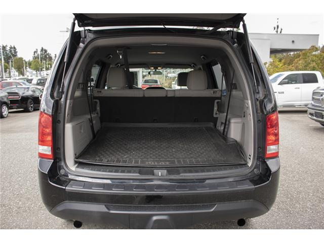 2015 Honda Pilot LX (Stk: AG0806A) in Abbotsford - Image 9 of 26