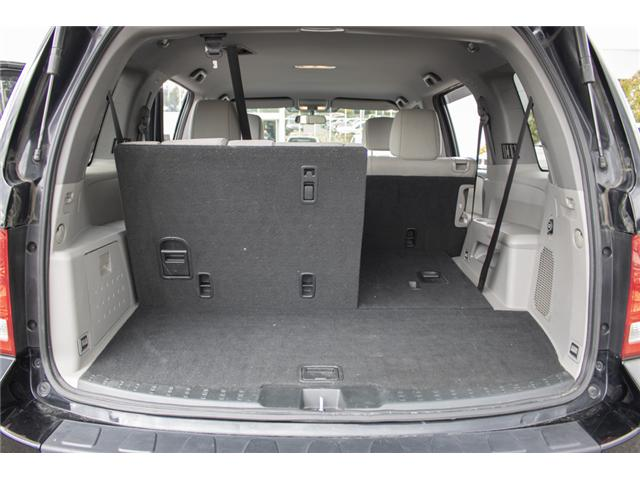 2015 Honda Pilot LX (Stk: AG0806A) in Abbotsford - Image 15 of 26