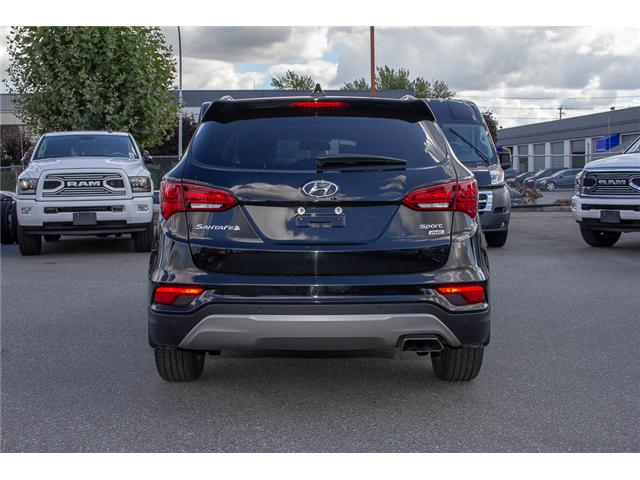 2017 Hyundai Santa Fe Sport 2.4 Base (Stk: J159656A) in Surrey - Image 6 of 28