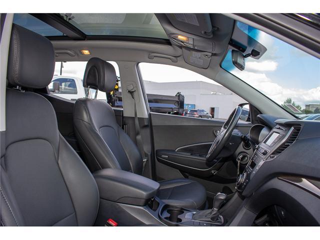 2017 Hyundai Santa Fe Sport 2.4 Base (Stk: J159656A) in Surrey - Image 16 of 28
