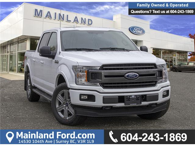2018 Ford F-150  (Stk: 8F10277) in Surrey - Image 1 of 28