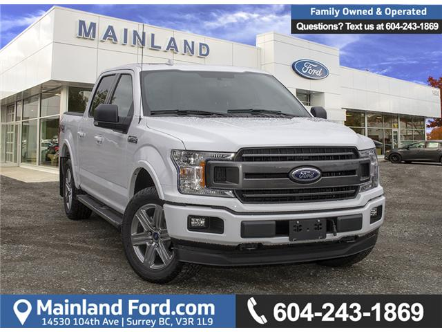 2018 Ford F-150  (Stk: 8F10279) in Surrey - Image 1 of 29
