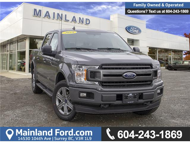 2018 Ford F-150  (Stk: 8F11238) in Surrey - Image 1 of 27