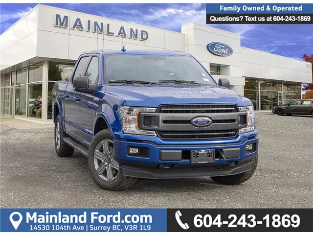 2018 Ford F-150  (Stk: 8F13779) in Surrey - Image 1 of 27