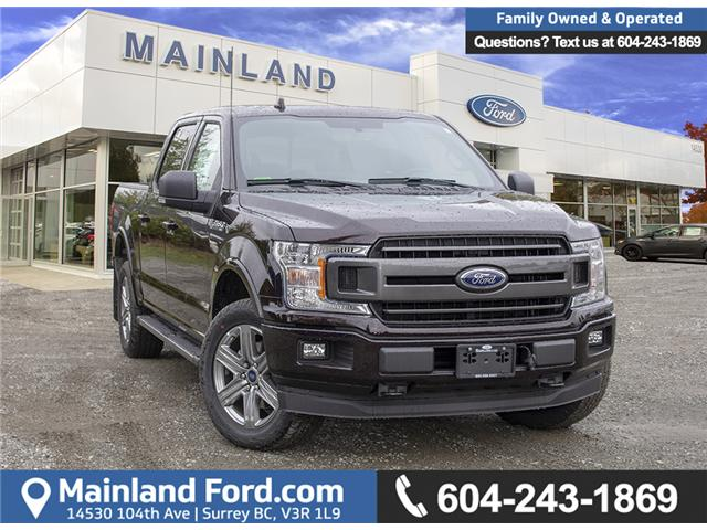 2018 Ford F-150  (Stk: 8F14606) in Surrey - Image 1 of 28