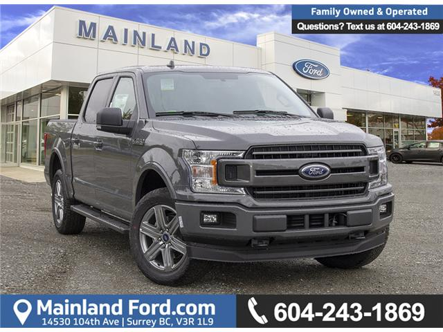 2018 Ford F-150  (Stk: 8F190936) in Surrey - Image 1 of 25