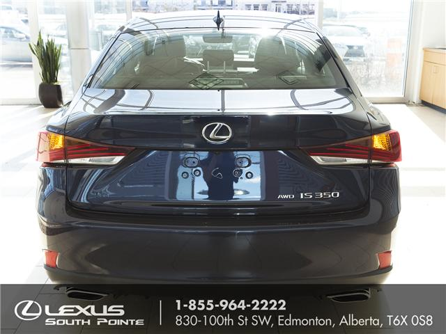 2017 Lexus IS 350  (Stk: LC700520) in Edmonton - Image 6 of 19
