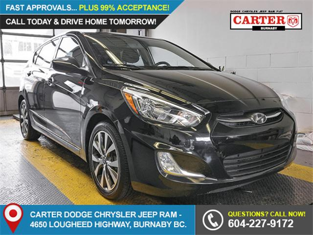 2017 Hyundai Accent SE (Stk: 9-5977-0) in Burnaby - Image 1 of 22