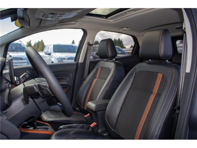2018 Ford EcoSport SES (Stk: 8EC1172) in Surrey - Image 9 of 25