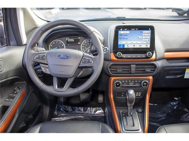 2018 Ford EcoSport SES (Stk: 8EC1172) in Surrey - Image 12 of 25