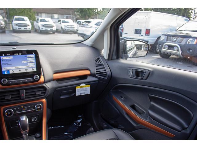 2018 Ford EcoSport SES (Stk: 8EC1172) in Surrey - Image 13 of 25