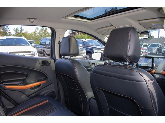 2018 Ford EcoSport SES (Stk: 8EC1172) in Surrey - Image 14 of 25