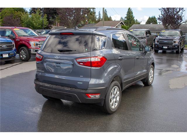 2018 Ford EcoSport SE (Stk: 8EC1230) in Surrey - Image 7 of 25