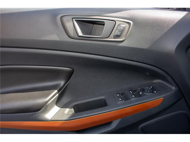 2018 Ford EcoSport SES (Stk: 8EC1172) in Surrey - Image 17 of 25