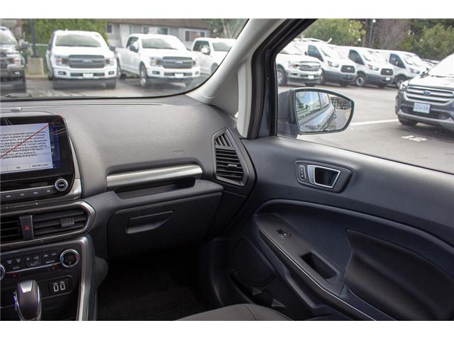 2018 Ford EcoSport SE (Stk: 8EC1230) in Surrey - Image 13 of 25