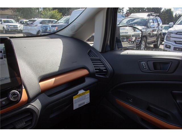 2018 Ford EcoSport SES (Stk: 8EC1172) in Surrey - Image 24 of 25