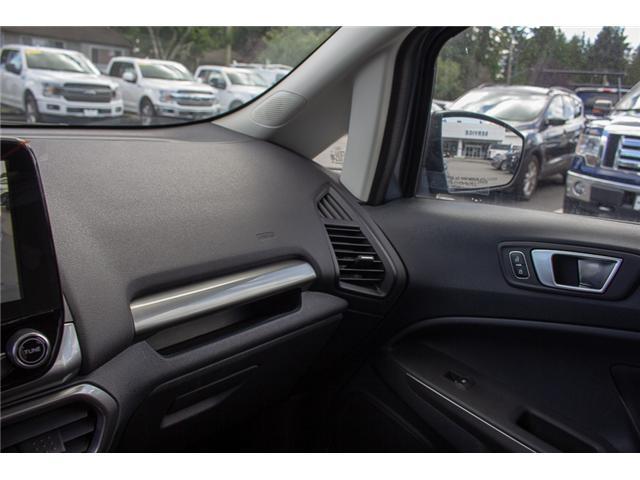 2018 Ford EcoSport SE (Stk: 8EC1230) in Surrey - Image 24 of 25