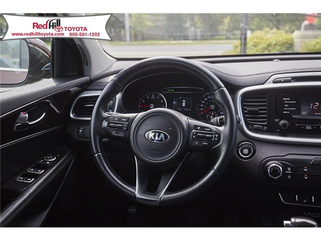 2016 Kia Sorento 3.3L LX + (Stk: 74036) in Hamilton - Image 14 of 19