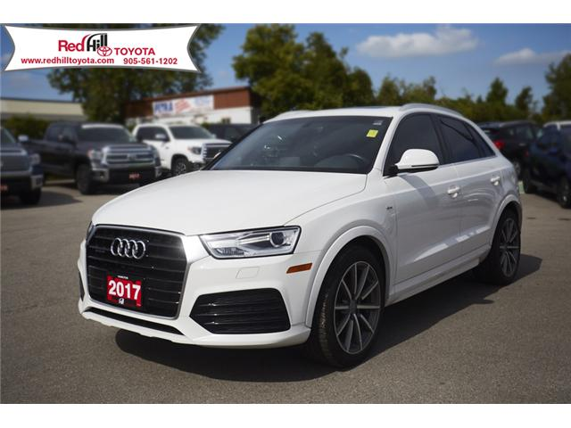 2017 Audi Q3 2.0T Progressiv (Stk: 74301) in Hamilton - Image 1 of 21