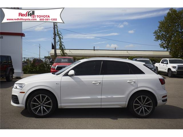 2017 Audi Q3 2.0T Progressiv (Stk: 74301) in Hamilton - Image 2 of 21